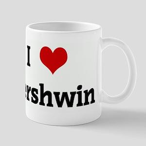 I Love Gershwin Mug