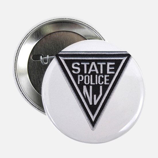 """New Jersey State Police 2.25"""" Button"""