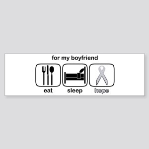 Boyfriend ESHope Lung Bumper Sticker
