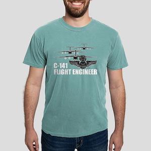 C-141 Flight Engineer Women's Dark T-Shirt