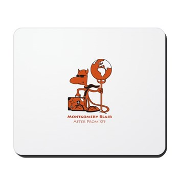 After Prom Mousepad
