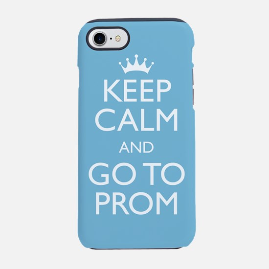 Keep Calm Prom iPhone 7 Tough Case