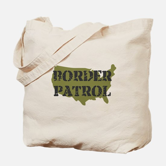 US BORDER PATROL SHIRT LOGO Tote Bag