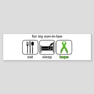 Son-in-law ESHope Lymphoma Bumper Sticker