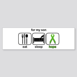 Son ESHope Lymphoma Bumper Sticker