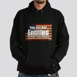 Flag: You are not Entitled Sweatshirt