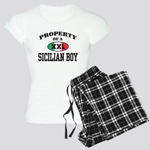 propsicilianboygry Pajamas