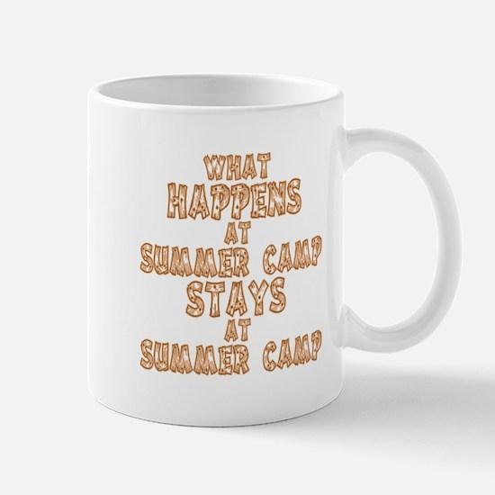 Summer Camp Mug