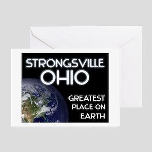 strongsville ohio - greatest place on earth Greeti