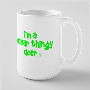 nuclear doer Mugs