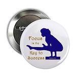 Gymnastics Buttons (10) - Focus