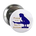 Gymnastics Button - Focus