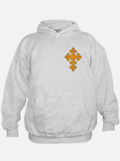Romanian Cross Hoodie