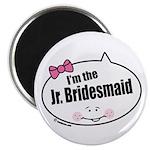 Jr. Bridesmaid Magnet
