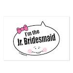 Jr. Bridesmaid Postcards (Package of 8)