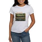 typewriter writer Women's T-Shirt