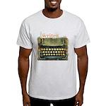 typewriter writer Light T-Shirt