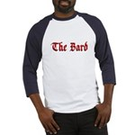 The Bard Baseball Jersey