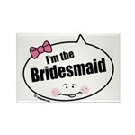 Bridesmaid Rectangle Magnet