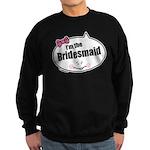 Bridesmaid Sweatshirt (dark)