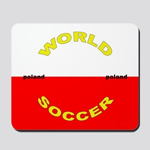 Poland World Cup 2006 Soccer Mousepad