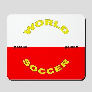 Poland World Cup 2006 Soccer Mousepad