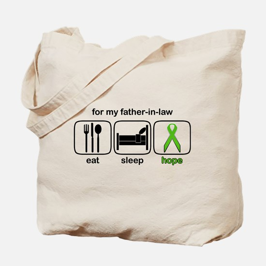 Father-in-law ESHope Lymphoma Tote Bag