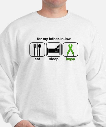 Father-in-law ESHope Lymphoma Sweatshirt