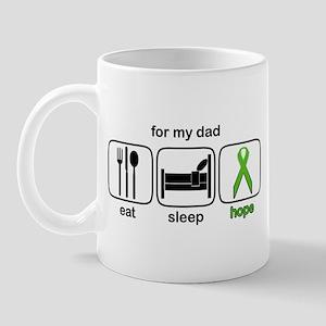 Dad ESHope Lymphoma Mug