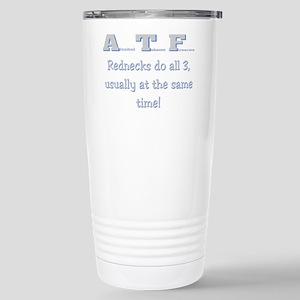 ATF Stainless Steel Travel Mug
