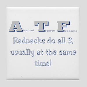 ATF Tile Coaster