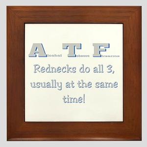 ATF Framed Tile
