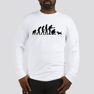 Cesky Terrier Long Sleeve T-Shirt
