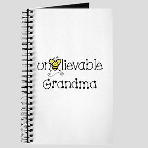 Unbelievable Grandma Journal