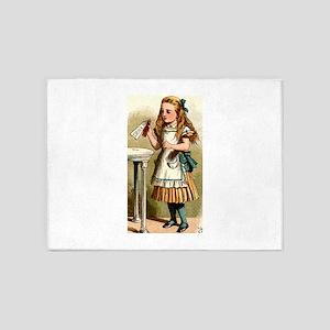 Alice in Wonderland - Drink Me 5'x7'Area Rug