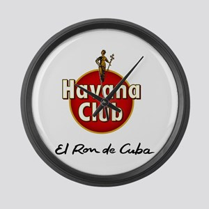 Havana Club Large Wall Clock