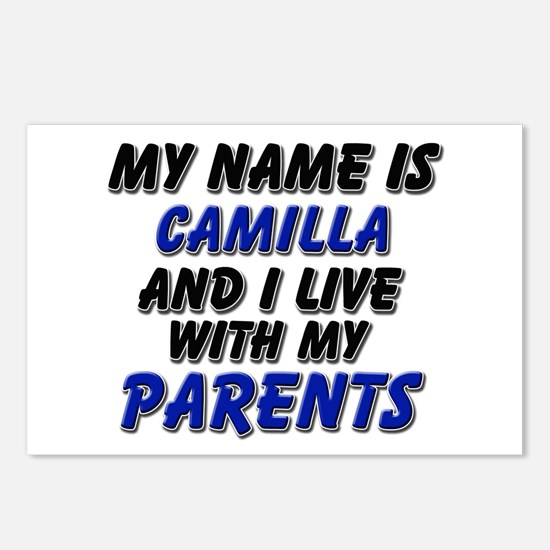 my name is camilla and I live with my parents Post