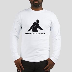 BIGFOOT LIVES RETRO VINTAGE T Long Sleeve T-Shirt