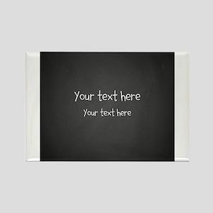 Custom Text Blackboard s Magnets