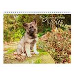 2019 Shiloh Puppy Wall Calendar