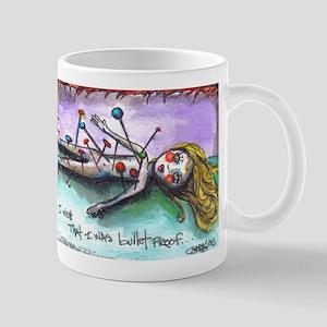 BULLETPROOF Mug
