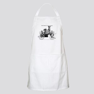 Silsby Fire Engine BBQ Apron