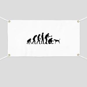 English Foxhound Banner