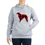 Borzoi Plaid Sweatshirt