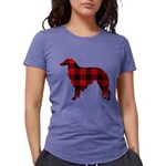 Borzoi Plaid T-Shirt