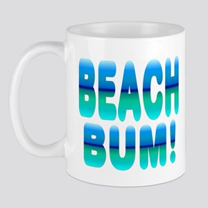 Beach Bum! Mug