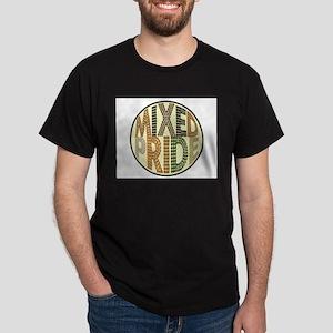 Mixed Pride Grey Tee T-Shirt