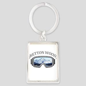Bretton Woods - Bretton Woods - New Ha Keychains