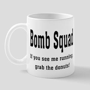 Grab the donuts Mug
