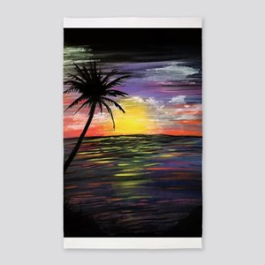 Sunset Sea Area Rug